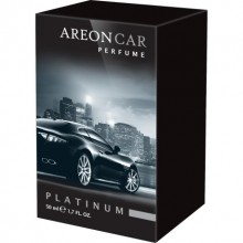 Ароматизатор Areon Perfume 50 ml - Platinum