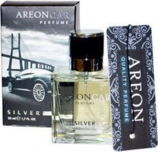 Ароматизатор Areon Perfume 50 ml - Silver