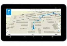 GPS навигатор Shuttle PNT-7045 Android