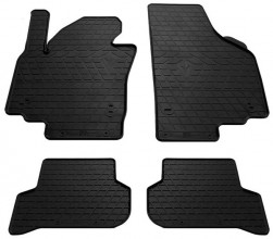 Коврики резиновые Volkswagen Golf Plus 05-/Skoda Yeti 09-/Seat Altea Xl 09- (New Design) - Stingray