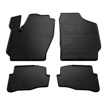 Коврики резиновые Skoda Fabia 00-, Vw Polo 02-, Seat Ibiza 03-, Cordoba 03- (New Design) Stingray
