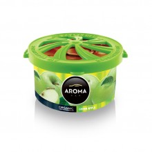 Ароматизатор Aroma Car Organic 40g - GREEN APPLE