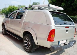 Кунг Canopy Commercial Toyota Hilux 2006-2015 Omsa