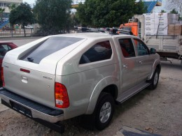 Кунг Grand Box Toyota Hilux 2006-2015 Omsa