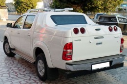Кунг Grand Box v2 Toyota Hilux 2006-2015 Omsa