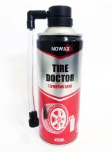 Вулканизатор шин Nowax Tire Doctor 450ml (NX45017)