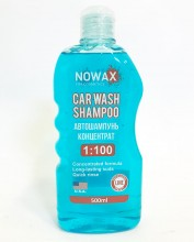 Автошампунь концентрат Nowax Car Wash Shampoo 1:100 (NX00500) 500 мл.