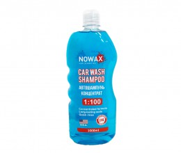 Автошампунь концентрат Nowax Car Wash Shampoo 1:100 (NX01000) 1 л.