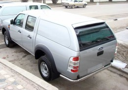 Кунг Canopy Commercial Ford Ranger 2007-2011 Omsa