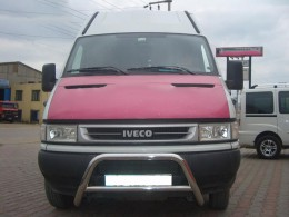 Кенгурятник Iveco Daily 1998-2007 d51 F1-11 (WT 006)