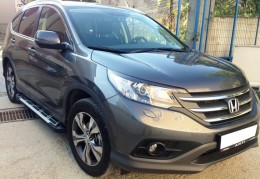Пороги Honda CR-V 2012-2016 Sunrise