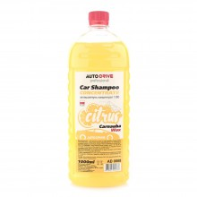 Автошампунь Auto Drive Car Shampoo Concentrate (концентрат 1:100) Цитрус 1л (AD0068)
