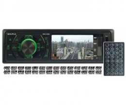 Автомагнитола Shuttle SDU-3045 Black Green