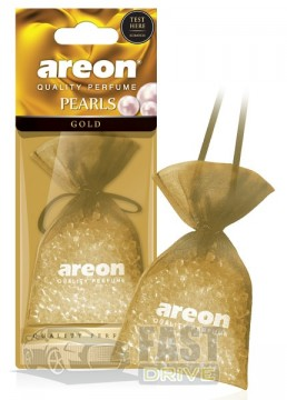 Areon Ароматизатор Areon Pearls Gold