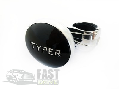 Black Label Ручка на руль Black Label Typer